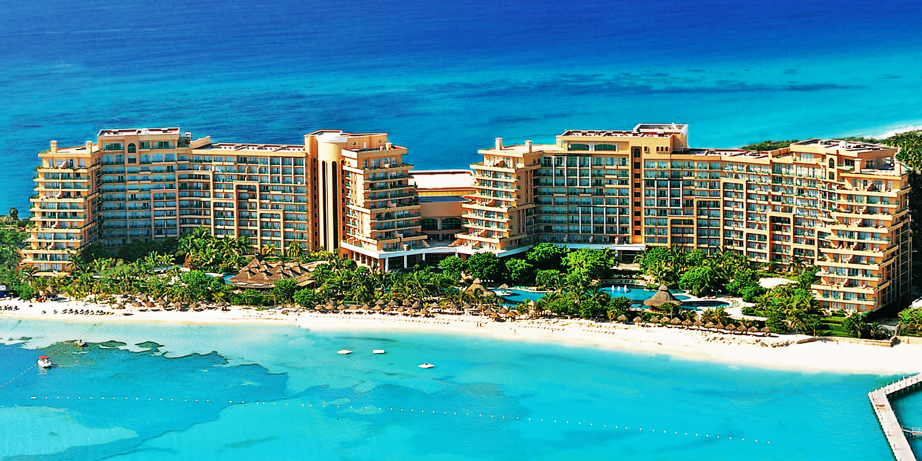 Sun Palace Cancun Tour